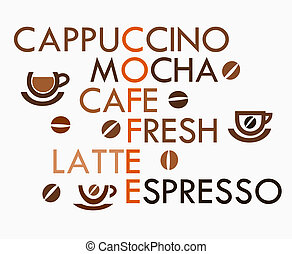 Coffee crossword