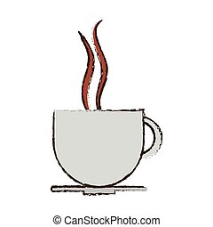 coffee cup drink hot