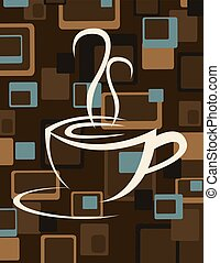Coffee cup icon vector illustration