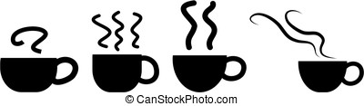 Coffee Cup Icons - collection of coffee cup icons