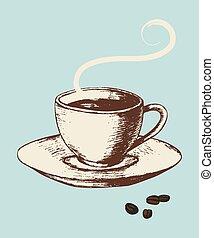 Coffee Cup Vintage