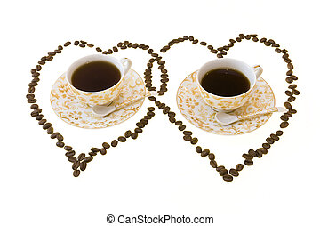Coffee for couple
