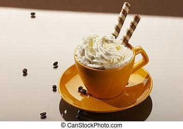 coffee for dessert