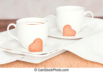 Coffee for two.