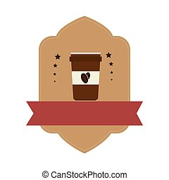 coffee glass drink icon