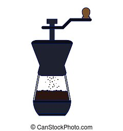 Coffee grinder Illustrations, Graphics & Clipart | Can ...