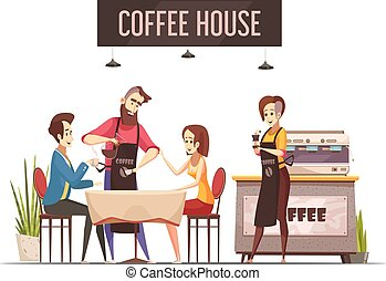 Coffee House Design Concept