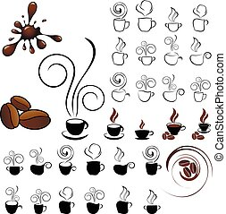 coffee icons.eps