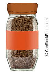 Coffee in the Jar