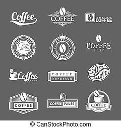 Coffee Labels Logo