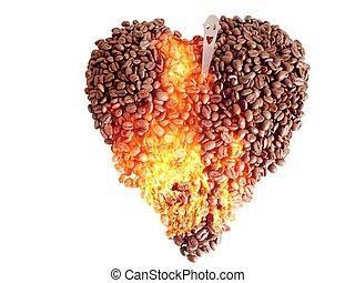 coffee pile 3