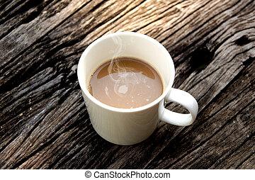 coffee., rano