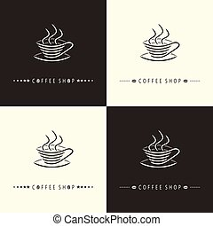Coffee Shop-set