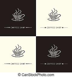 Coffee Shop-set