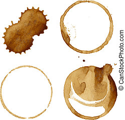Coffee Stains Set