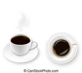 coffee., tazza