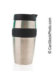 Coffee thermos bottle