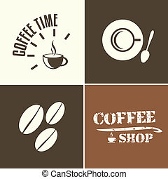 coffee time and coffee shop