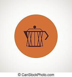 Coffee vector design