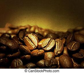 Coffee. Vintage Styled
