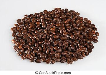 coffeebeans, -, kaffeebohnen