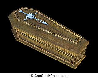 Coffin - Image of coffin