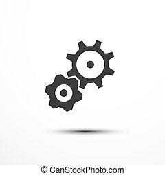 Cog - Gear Icon