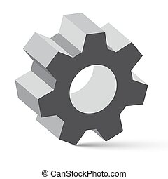 Cog - Gear Vector
