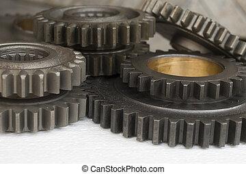 cog wheel - transmission cogwheels