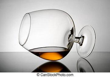 Cognac wineglass