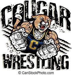 coguaro, wrestling