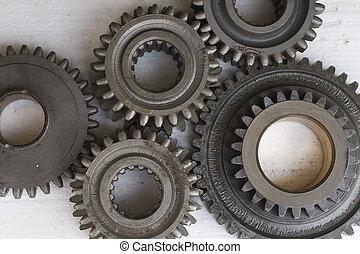 cogwheel - transmission cogwheel