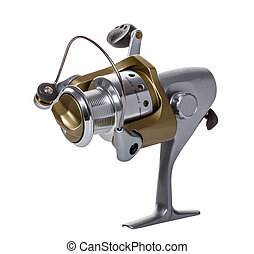 coil for fishing rod