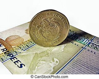 Coin and banknote
