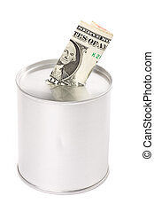 Coin Bank, concept of savings or Donation