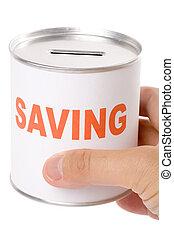 Coin Bank, concept of savings