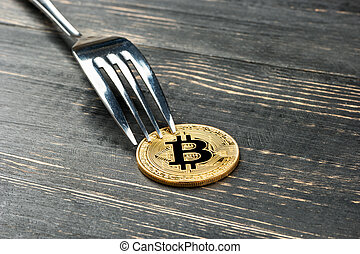 Coin bitcoin with fork