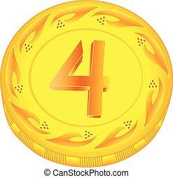 Coin four
