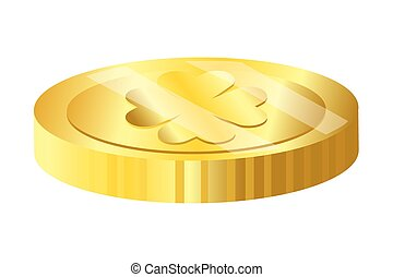 coin gold wealth