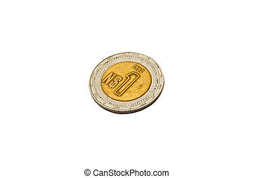Coin Mexican 1992 Front