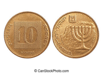 coin of israel