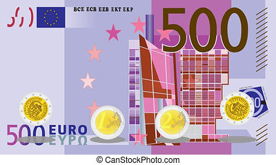 Coin  rotation - euro