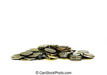 Coin spill
