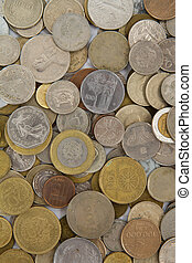 Coins Around The World