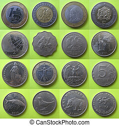 coins from around the world
