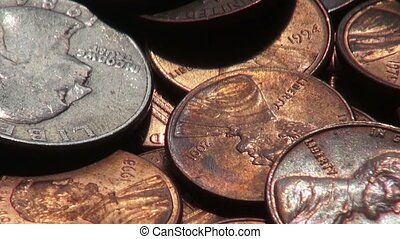 Coins, Money, Currency
