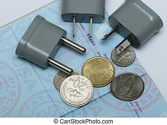 coins passport