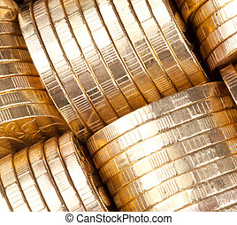 coins (russian 10 rubles)