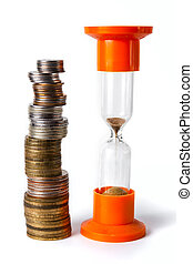 Coins, time is money