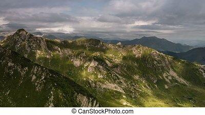 Col De La Perle, Italy - Neutral Version, Zoom